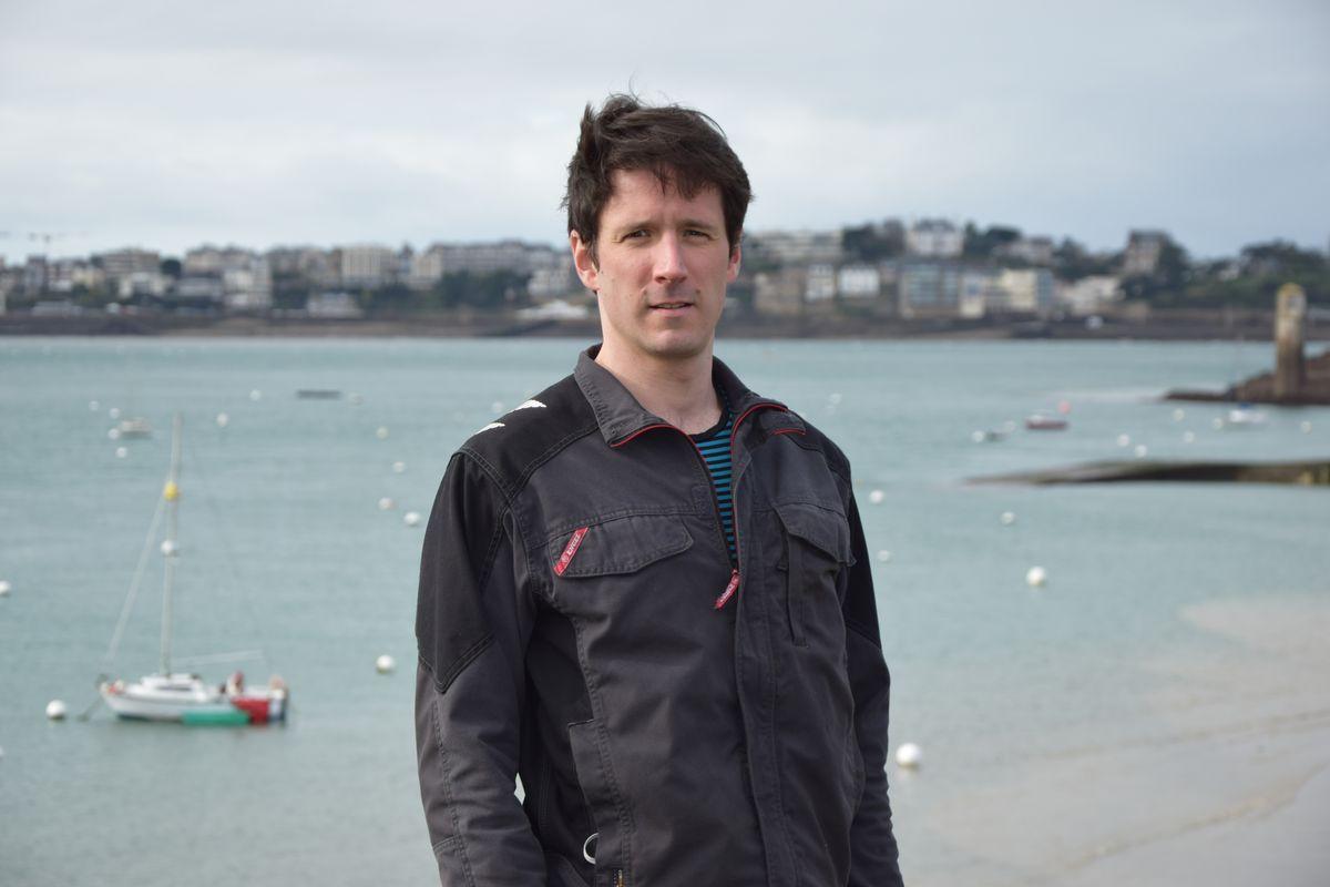 Alexandre Montaillard gérant de TECH Bretagne