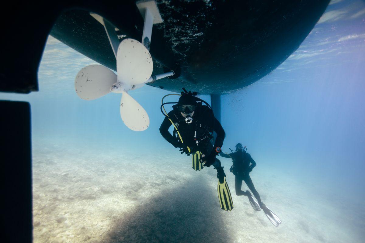 Maintenance subaquatique équipements immergés ou en milieu hyperbare