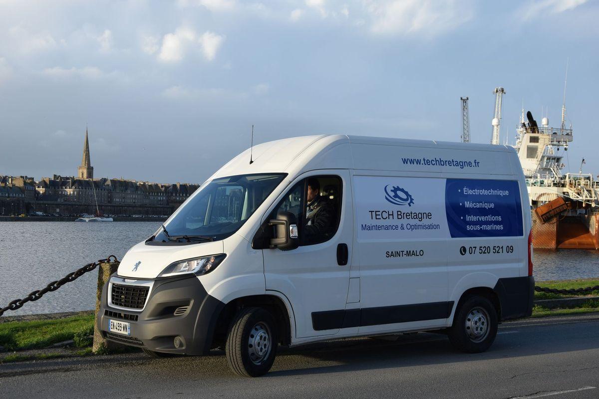 Tech Bretagne Trouver rapidement un technicien ou un ingénieur en maintenance industrielle sur la région de Saint-Malo